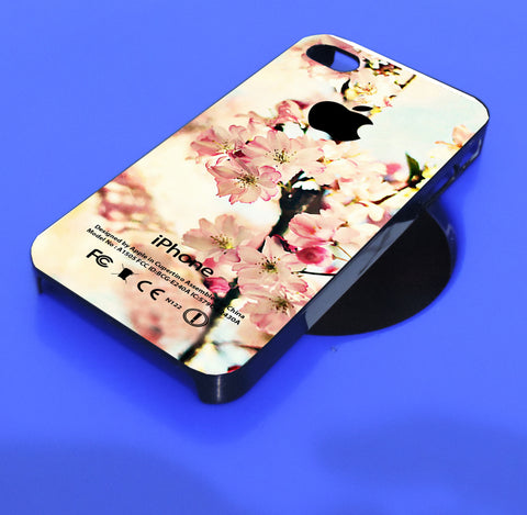 apple and floral_s3 iPhone, iPod, and samsung galaxy case