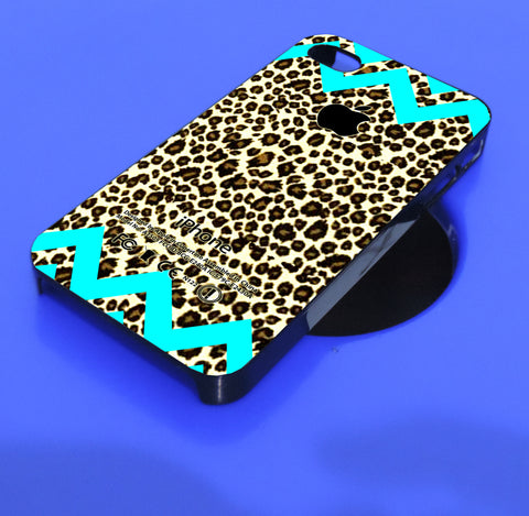 Apple leopard chevron iPhone, iPod, and samsung galaxy case