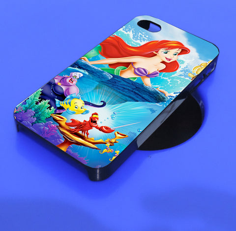 Ariel the little mermaid new_5 iPhone, iPod, and samsung galaxy case