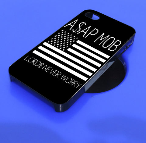 asap rocky gold vsvp_s3 iPhone, iPod, and samsung galaxy case