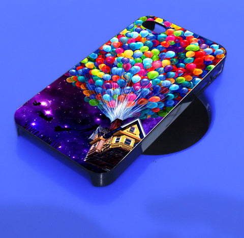 ballon never up galaxy_s3  iPhone, iPod, and samsung galaxy case