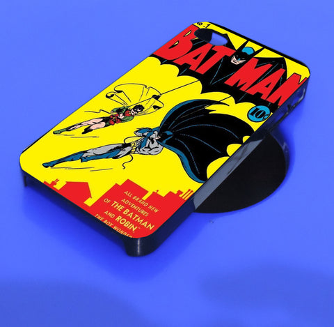 batman and robin art_5 iPhone, iPod, and samsung galaxy case