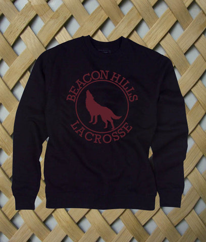 Beacon Hill Lacrosse of Sweatshirt