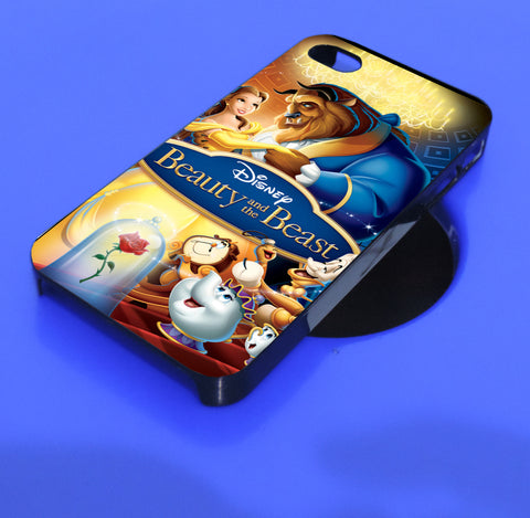 beauty and beast disney_S3 iPhone, iPod, and samsung galaxy case