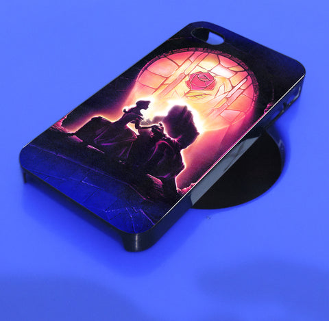 beauty and beast new_s4  iPhone, iPod, and samsung galaxy case