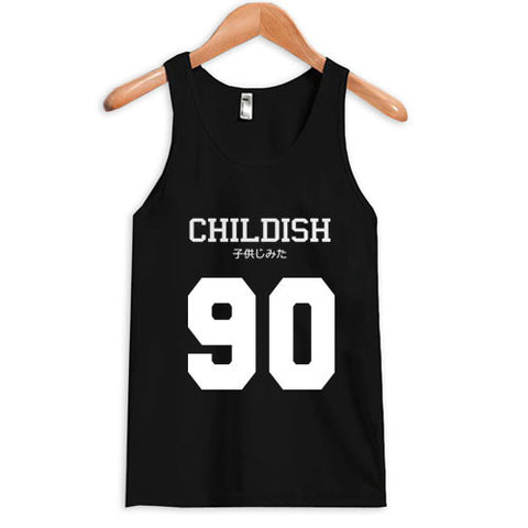 childish 90 tanktop