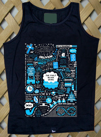 fault in our stars Tank top