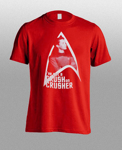 i've got crush on crusher