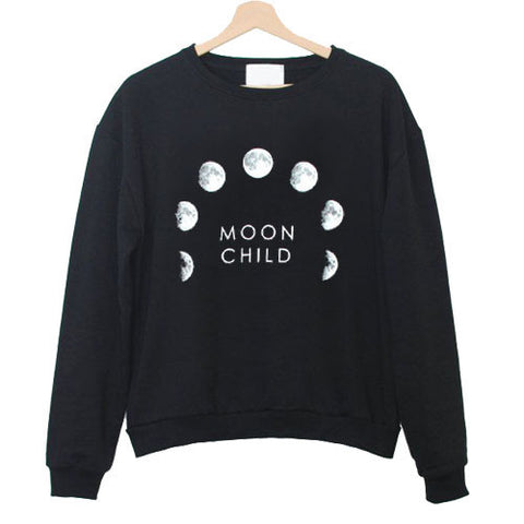 moon child sweatshirt