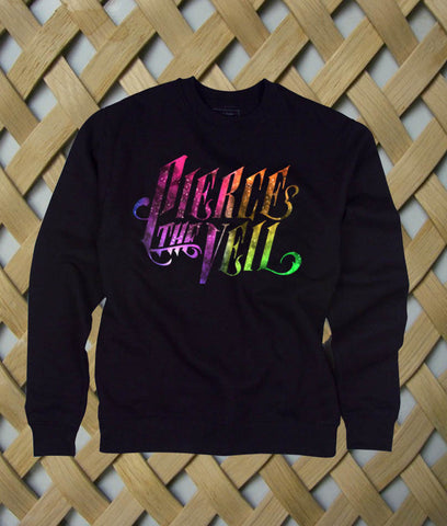 Pierce The Veil Collor Full Sweatshirt