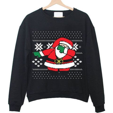 santa ugly christmas sweatshirt
