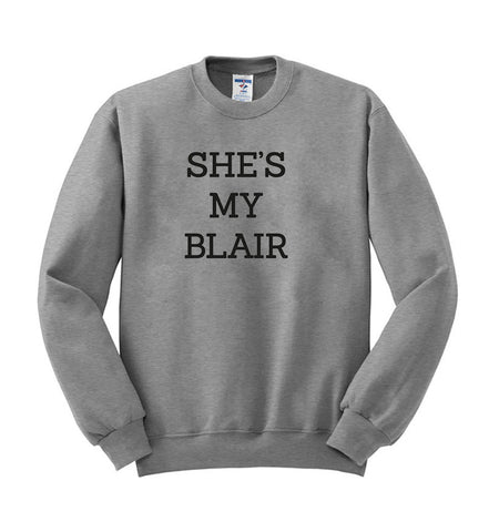she's my blair