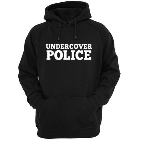 Undercover police Hoodie