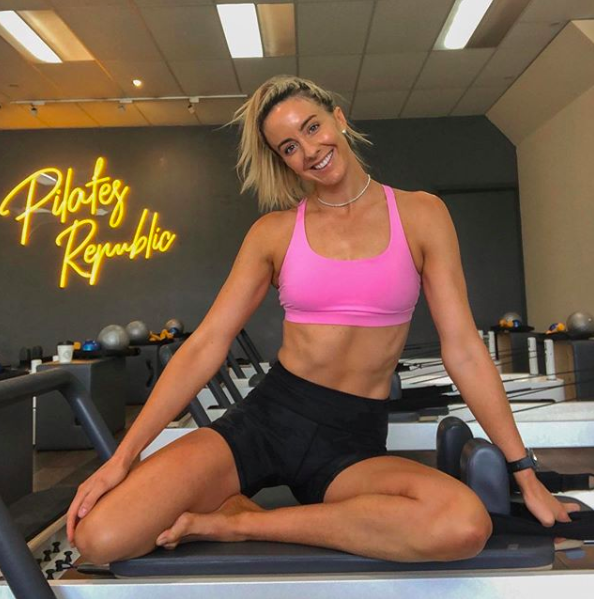 Brig Saunders Shares Her Ultimate Home Pilates Workout