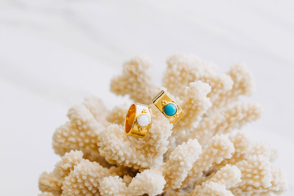 Opals, Pearls and The Shoreline - Why Our Rock Pool Collection Is So Special