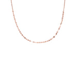 Juliet Choker Necklace - Rose Gold
