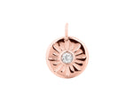 Arinna Pendant - Rose Gold
