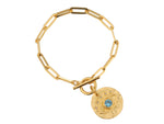 Soteria Bracelet - Yellow Gold