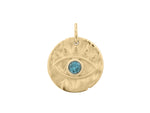 Soteria Pendant - Yellow Gold