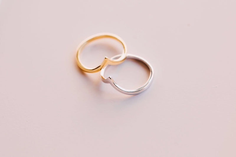 Arrow Ring - Yellow Gold