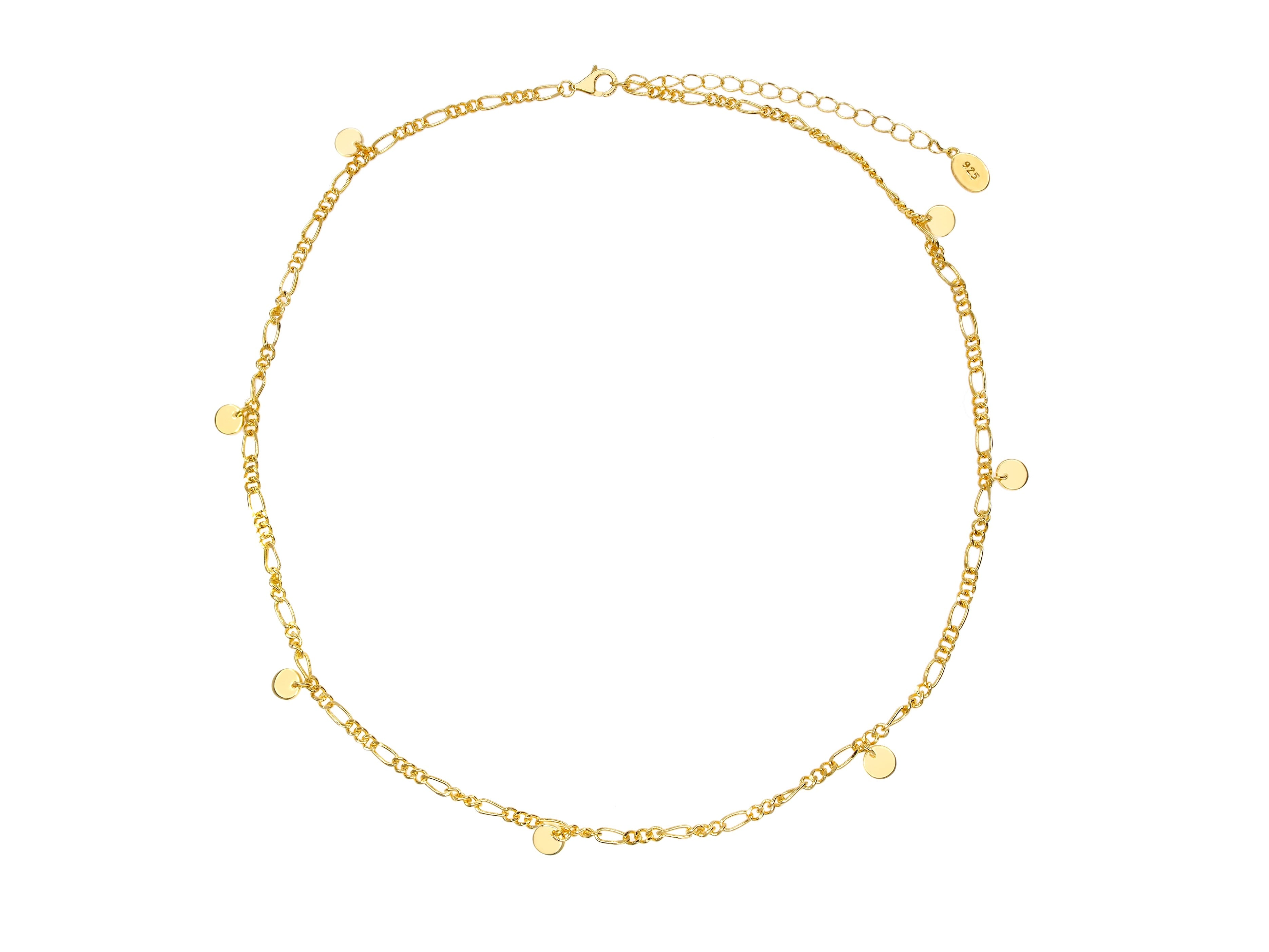 Charmer Necklace - Yellow Gold