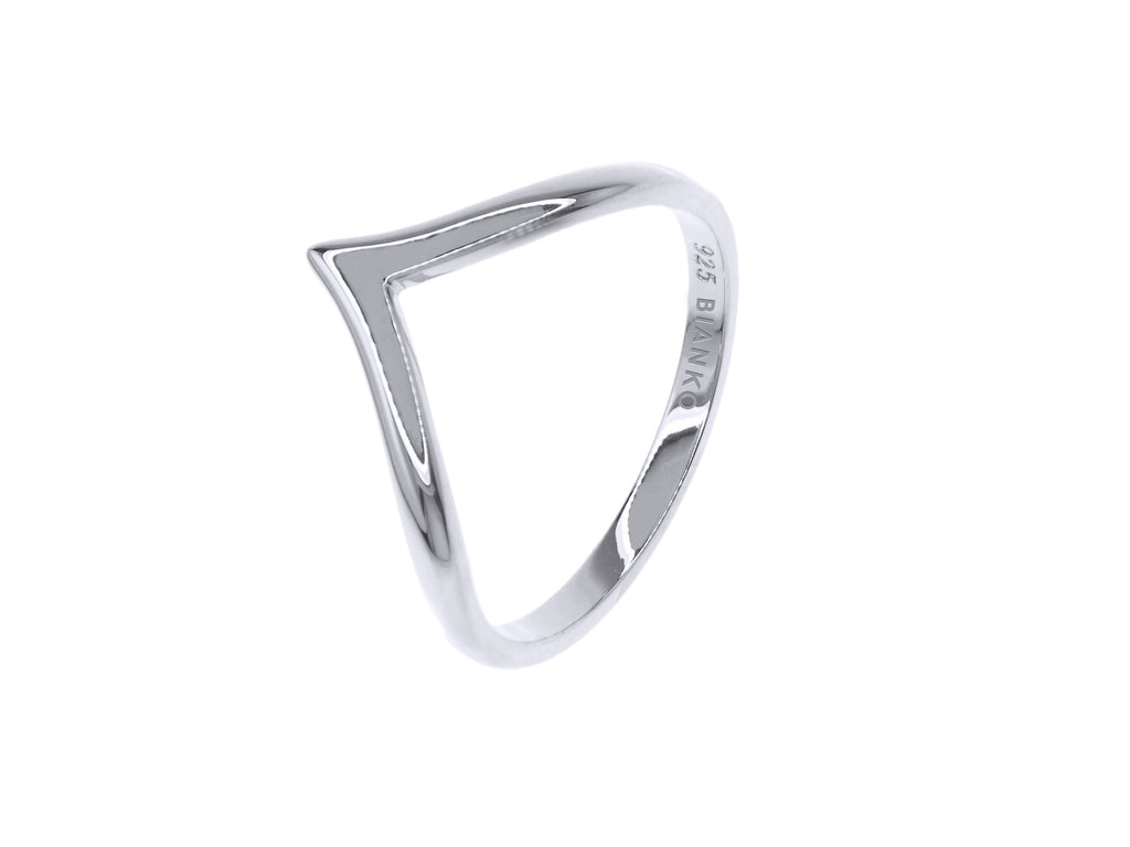 Arrow Ring - Silver (Rhodium Plated)