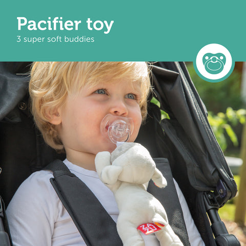 pacifier toy zazu kids