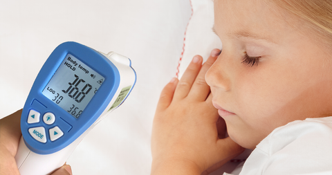 Does your child have a fever?