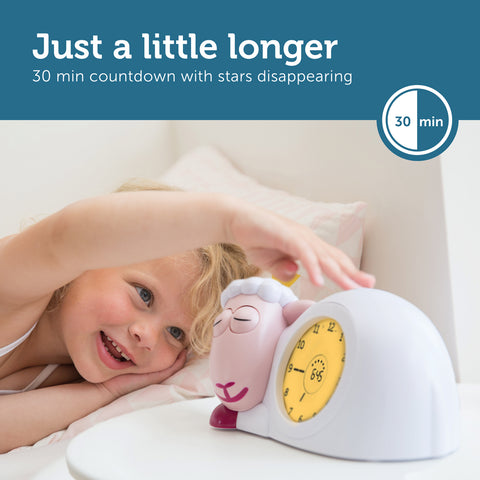sam sheep sleep training clock