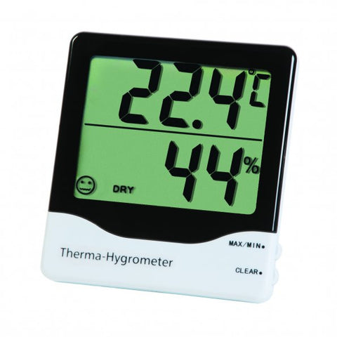 Digital Thermometer and Humidity Meter