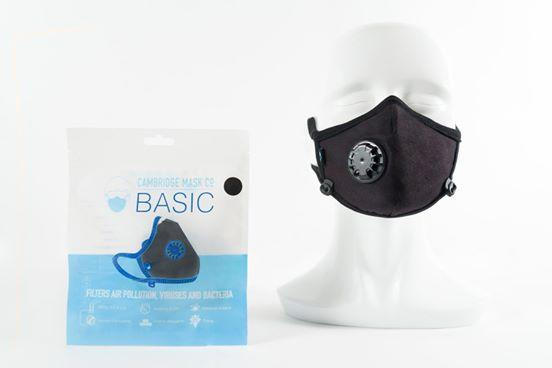 Pollution Mask Basic N95 - Cambridge Mask
