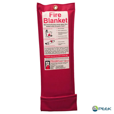 Fire Blanket | Hong Kong Peek Concepts