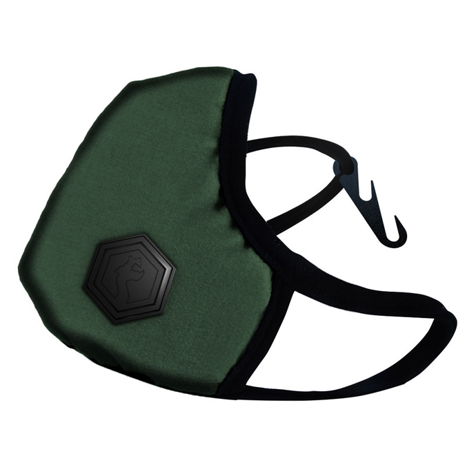 Pollution masks Dragon Casual II - With 2 N99 Filters