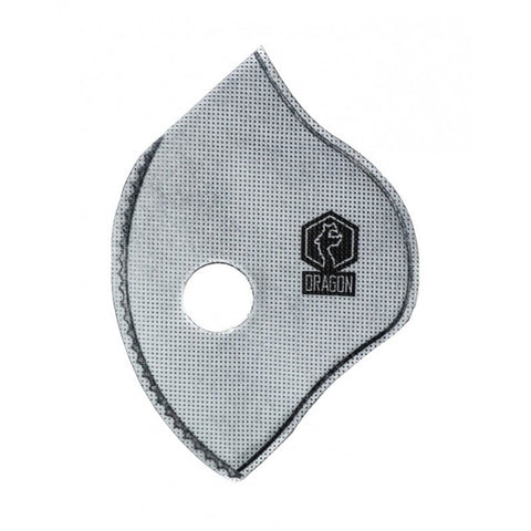 DRAGON SPORT II FILTER N99 WITH ACTIVATED CARBON DESIGNED FOR POLLUTION MASKS