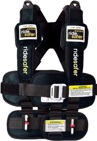 RideSafer Travel Vest DELIGHT (GEN5) NEW