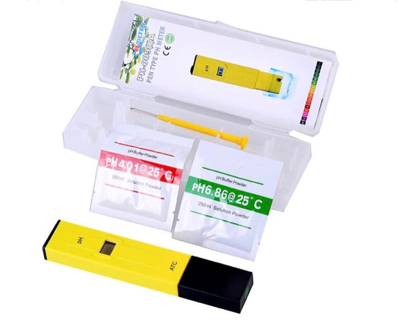 Digital pH Tester