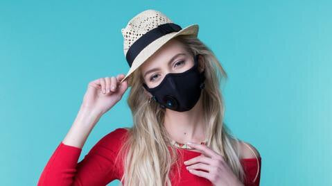 Pollution Mask Pro by Cambridge Mask