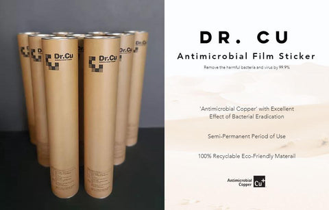 Dr. Cu Antimicrobial Copper Laminate