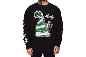 Strong Minds Jack Crewneck
