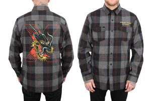 Dragon X Flannel