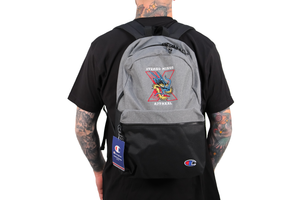 Dragon X Champion Backpack - Black/Grey *LIMITED*