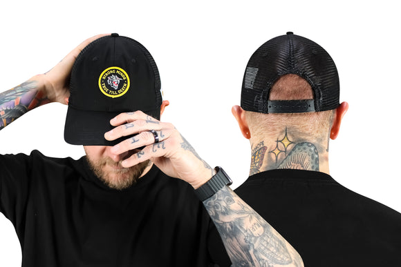 True Till Death Black Carhartt Hat