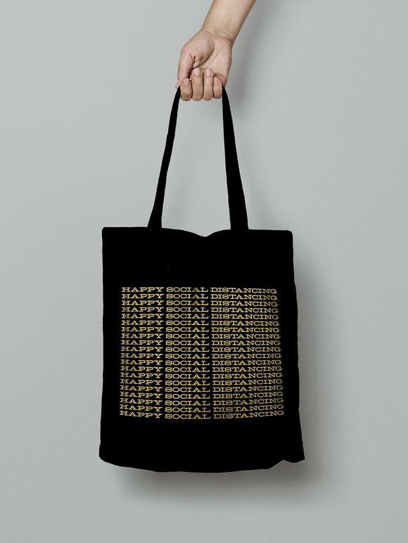 Covid-19 Relief: Social Distancing Tote