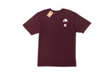 Mugs Not Drugs Carhartt Tee - Maroon *LIMITED*