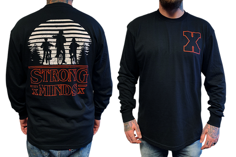 Stranger Things Long Sleeve
