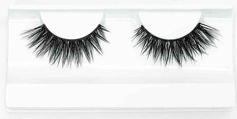 d7fc8957579 1) Store the false lashes in the original tray. Don't sleep with false  eyelashes, to keep the hair shaped from being crushed and ruined. 2) If you  need ...