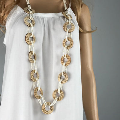 Long-necklace-white-beads