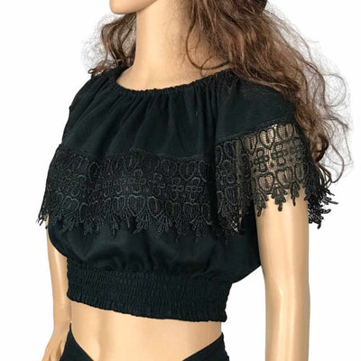 black-off-the-shoulder-crop-top-lace-fringe