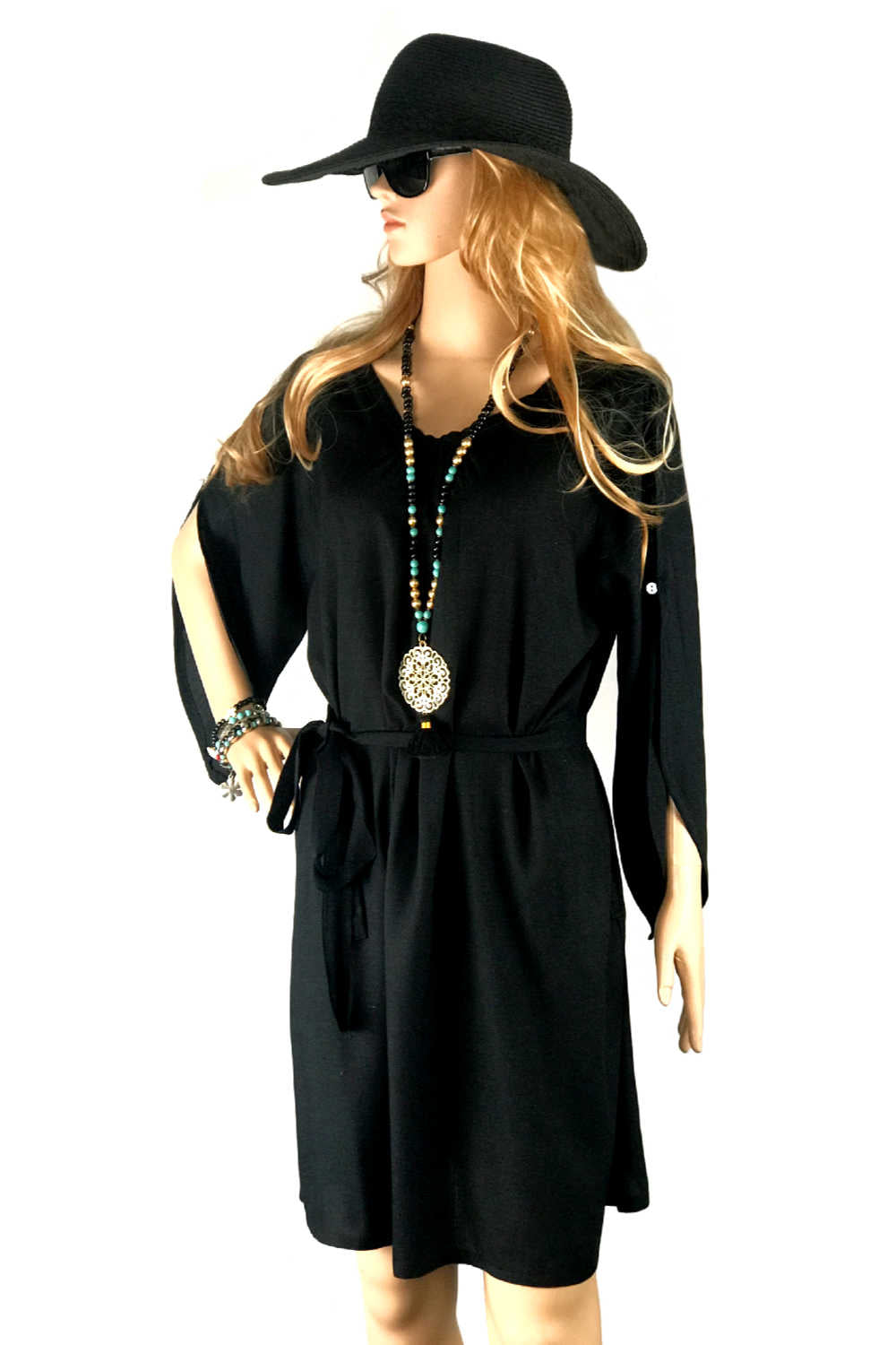 summer-dress-black