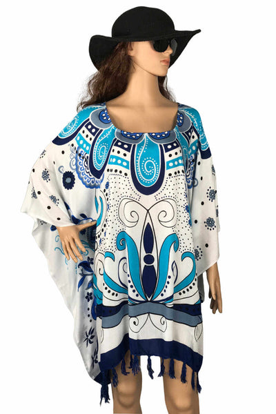 plus-size-kaftan-top-white-blue-floral-mandala